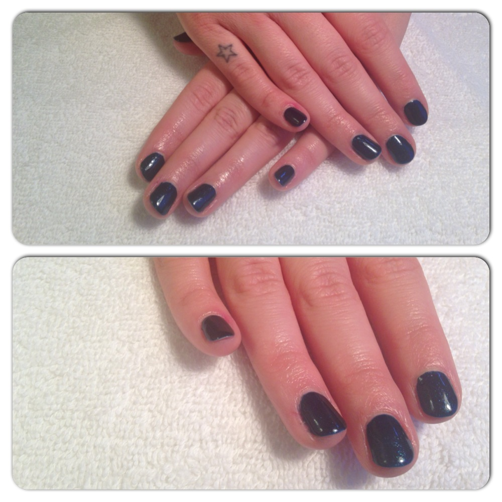 Midnight Swim Shellac